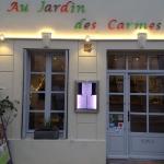 Au Jardin Des Carmes