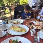 Breakfast at Reuben's
