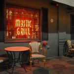 "Going out for a ""bite"" takes on an entirely different meaning at Mystic Grill, a landmark Coving"