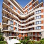 Fraser Residence Budapest Facade