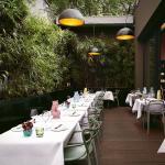 MANI Restaurant Outdoor