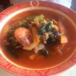 Seafood Hotpot