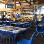 The bar At Willamette pass ski resort