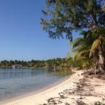 your beach..