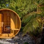 Barrel Sauna!