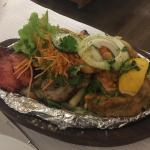 Tandoori Mixed Platter for 2 People