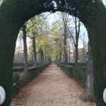 Royal Palace of Aranjuez Foto