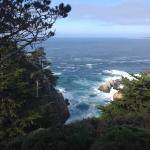 North Shore Trail, Point Lobos