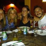 Ultima noche en natal cenando en Galo
