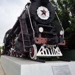 История железных дорог и симпатичный техногенный памятник