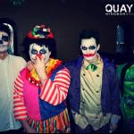 Our staff @ halloween