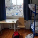 2階の角のドミトリー Dorm on 2nd fl.