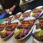 Catering for parties and special events