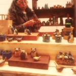 pottery at the Puerto Varas craft market