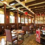 中国料理「チャイニーズ・テーブル」店内
