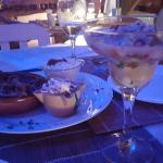 The ceviche is fabulous! We had such a great time here. The food, ambience and service is a must