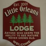 Foto Little Orleans Lodge