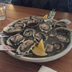 Fresh but pricey oysters