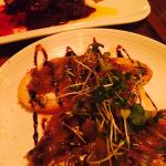 Beets and Bruschetta
