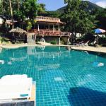 En vacker resort men vacker omgivning och oerhört trevlig och till mötesgående personal!