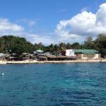Mike's Dauin Beach Resort-billede