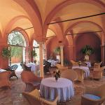 Breakfast at the Loggia