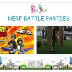 NERF Battle Party