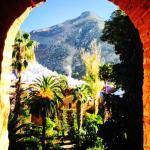 Vue depuis la tour de Kasbah
