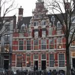 Het huis aan de gouden bocht , het huis van Bartolotti .  nl .