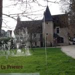 Photo of auberge du Prieure Clos Luce Amboise