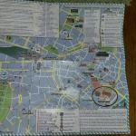 Una mappa molto semplice per muovervi al meglio