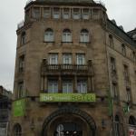 La façade - Avenue Foch