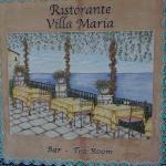 Villa Maria Restaurant Foto