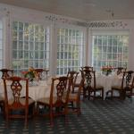 Fine dining with elegant views....