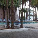 Außenansicht/Pool