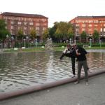 Rosengarten Mannheim Foto