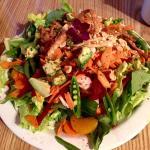 Thai Salad was delicious!!!