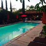 Foto de Los Arboles Hotel