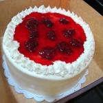 Conti's Strawberry Shortcake