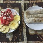 The breakfast - Oh My Gosh!