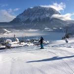 Es war sehr schön, super für Kinder, perfekt zum skifahren, vor allem für Anfänger. Alles gut or