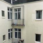 Blick zur Hofseite