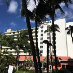 Foto de Courtyard by Marriott Miami Airport