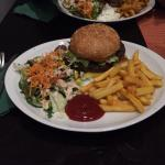 Frankys Burger