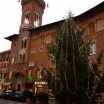 palazzo Fascie sede del Museo della città di Sestri Levante, qui a dicembre 2015