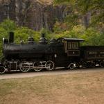 Steam Locomotive at Newhalem