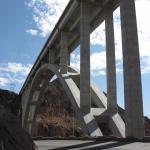 Mike O'Callaghan-Pat Tillman Memorial Bridge Foto