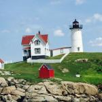 Cape Neddick Nubble Lighthouse รูปภาพ