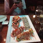 ONE of BEST SUSHI we have ever had!!We are sushi lovers and have already tried often sushi.BUT t