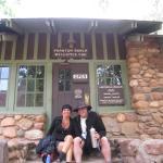 the store at Phantom Ranch